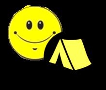 Hallo blog-header Zeltlager